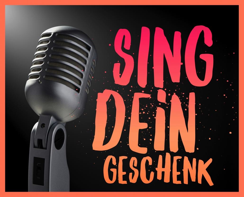 Sing Dein Geschenk